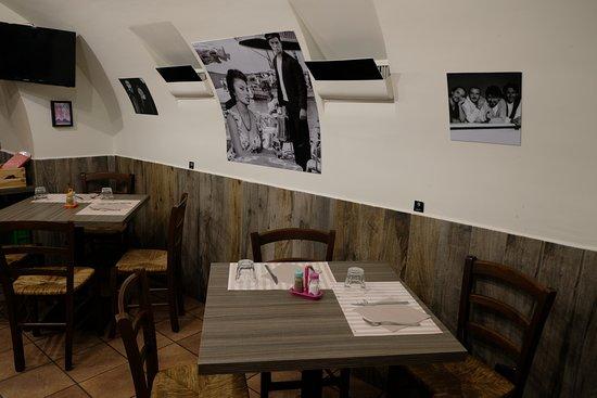 Ristorante Pizzeria Dal Soldino: La sala superioe_3