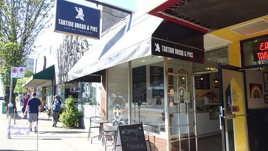 Tartine Breads and Pies: Location