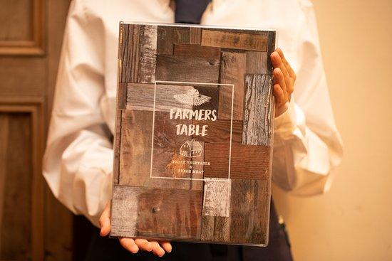 Farmers Table (Kashiwa No Ha): Staff