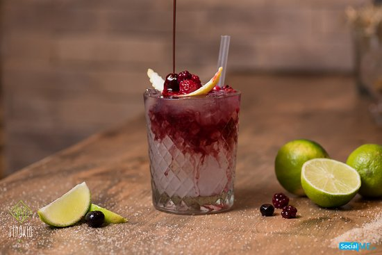 Finokio Meze Bar: Unique cocktails!