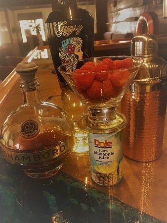 The Nauti Inn Barstro: Craft Cocktails and Martini Menu