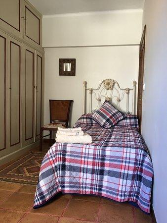Vigo, Španija: Маленькая спальня
