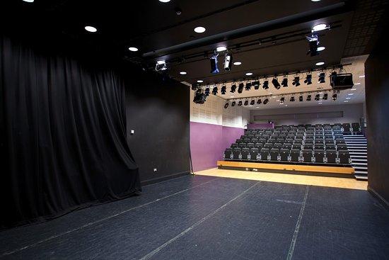 The Capitol, Horsham: Main Auditorium - Credit Toby Philips
