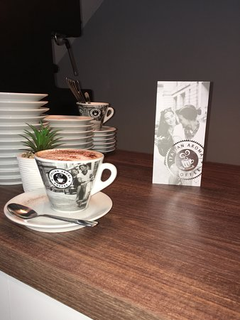 Cafe Harris : All our coffee is drum roasted in Scotland and 100% arabica