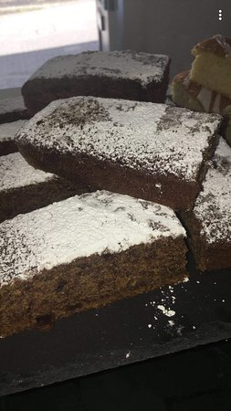 Cafe Harris : Sample of our delicious cakes