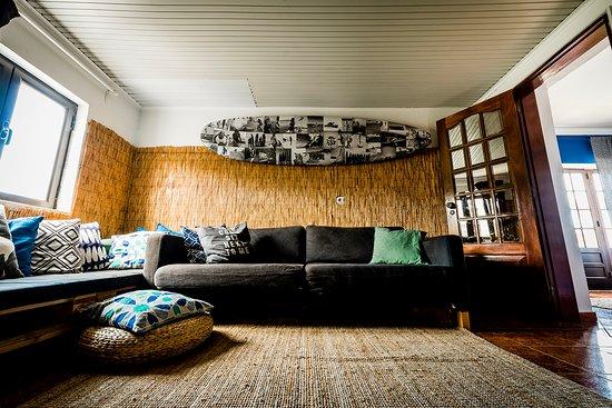 Magikvanilla: TV Room - 1st Floor