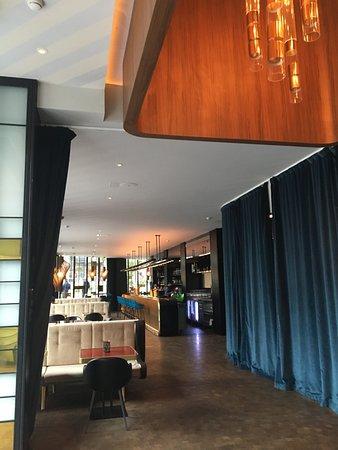 Marquis Hotels Issabel's: il ristorante