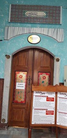 Suleymaniye Hamami: Süleymaniye Hamamı