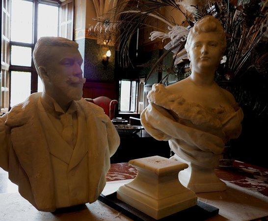 Kasteel de Haar: Etienne van Zuylen and Hélène de Rothschild