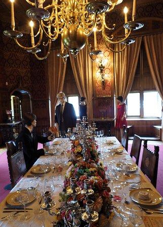 Haarzuilens, Paesi Bassi: Dining hall