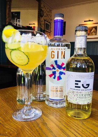 The Smiths Arms : Durham Gin Cocktail