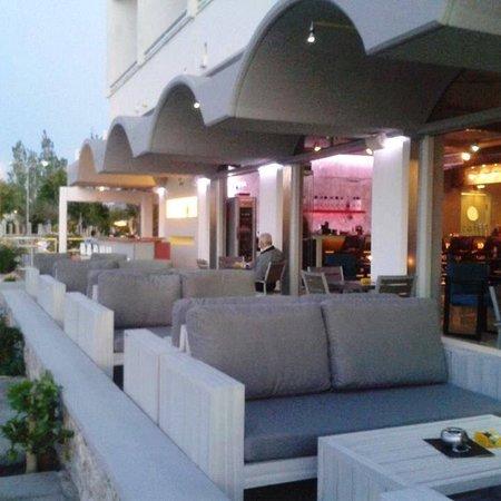 Friendly hotel - nice bar