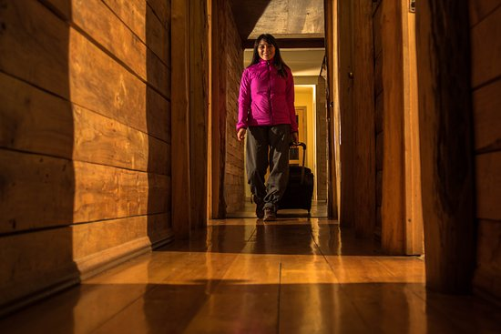 Hostal Casa Bosque : Disfruta de la madera y lo natural en nuestra hostal