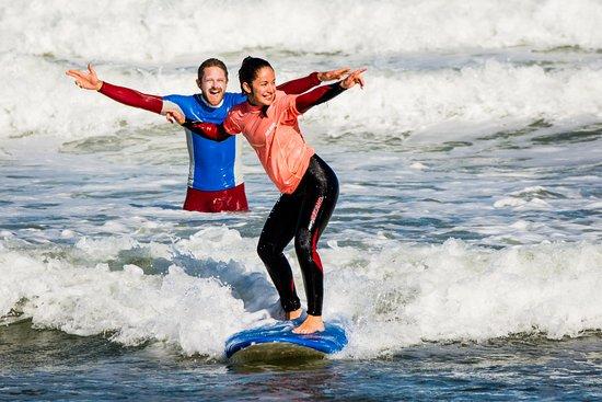 Magikvanilla: Surf Lessons