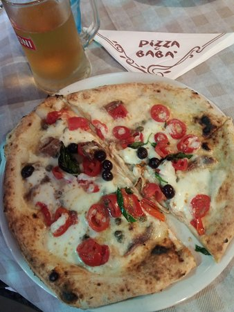 Pizza e Baba Photo
