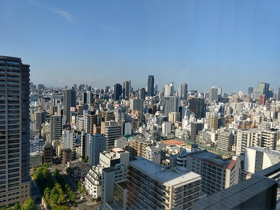 โรงแรมอิมพีเรียล โอซากา: View