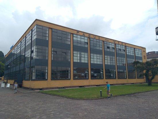 Alfeld (Leine), Niemcy: Fagus Werk factory (Walter Gropius), Alfeld, Lower Saxony