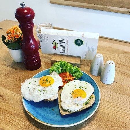 Simon Pure: Guacamole Islands -> yummy healthy breakfast 👌🏻