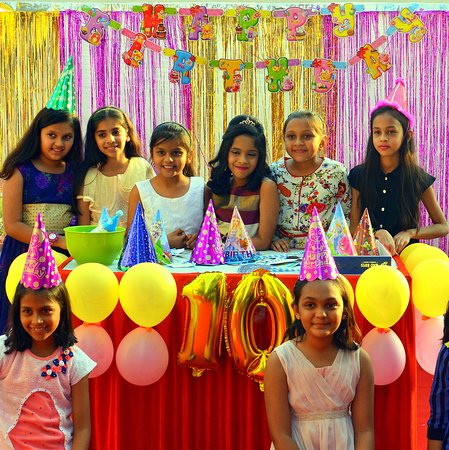 Host an awesome birthday party @ Majama Game Zone, Shahibaugs Biggest Game Zone! Call 0972761501