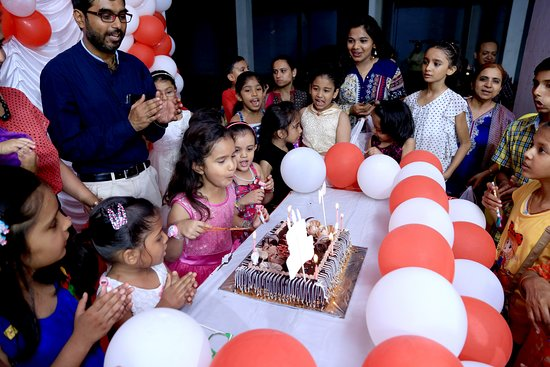 Host an awesome birthday party @ Majama Game Zone, Shahibaugs Biggest Game Zone!Call 09727615012