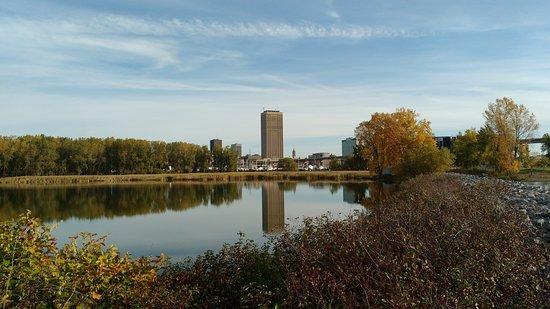 Hello Buffalo! Urban Hikes & Bikes: Out in the Outer Harbor, Buffalo, NY