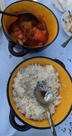 The Marrakech: Lebanese Meze - vegetable stew