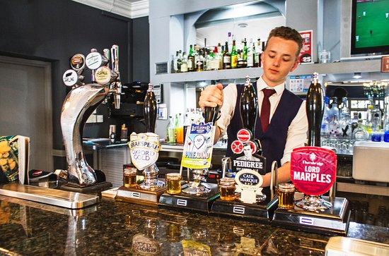 The Lodge Bar & Dining at Littleover Lodge : The Lodge Bar