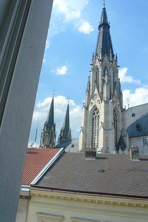 Hotel Palac: dalla mia finestra