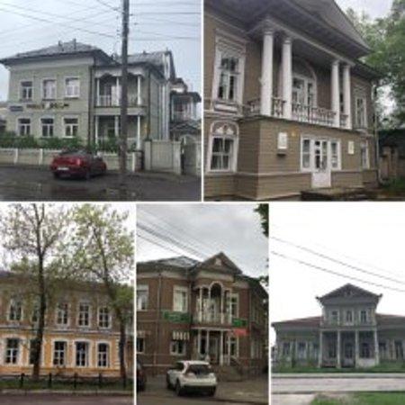 Istorya: Деревянные дома Вологды