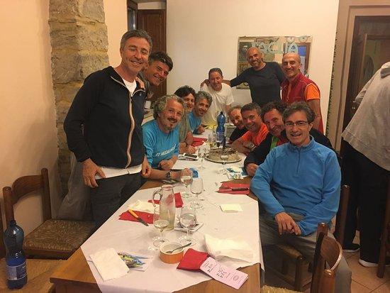 إميليا رومانيا, إيطاليا: I pellegrini e Giovanni Gigino