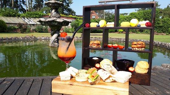 Hogarths Stone Manor: Afternoon Tea