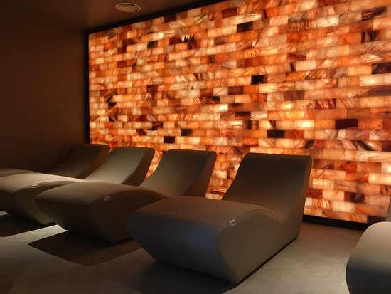 Alpes Maritimes, Frankrike: Spa salle de relaxation