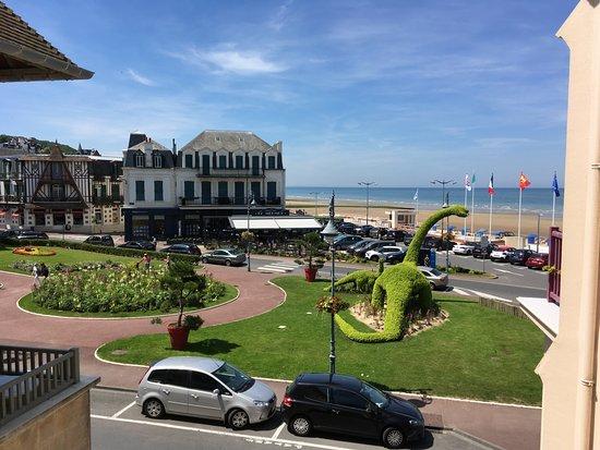 Hôtel Outre-Mer: Suite junior terrasse et vue sur la mer