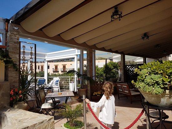 La Tavernetta: Ingresso del ristorante