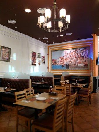 Dining Area - Picture of The Pizza Company, Jeddah - TripAdvisor