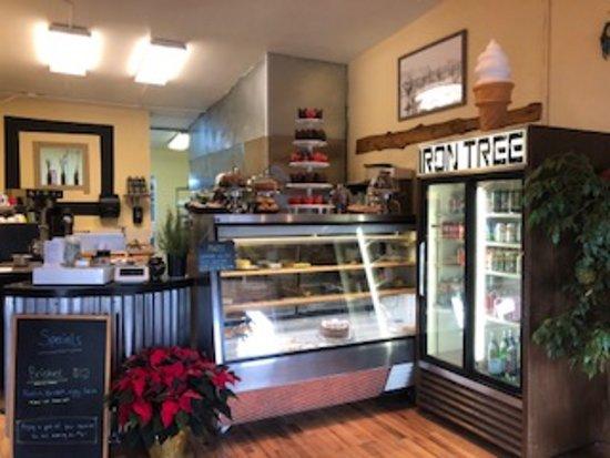Iron Tree Restaurant,Bakery & Brewery: Original Store Front