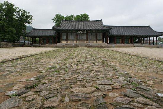 Naju, كوريا الجنوبية: 錦城館