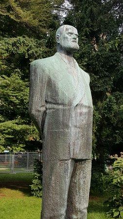 Denkmal Theodor Körner