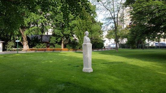 Denkmal Josef Popper Lynkeus