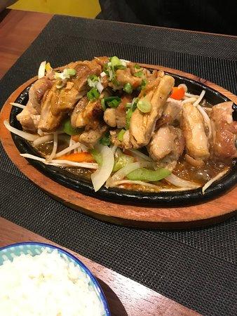 The Fat Dumpling: Chicken terriyaki