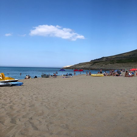 Cala Mesquida Beach ภาพถ่าย