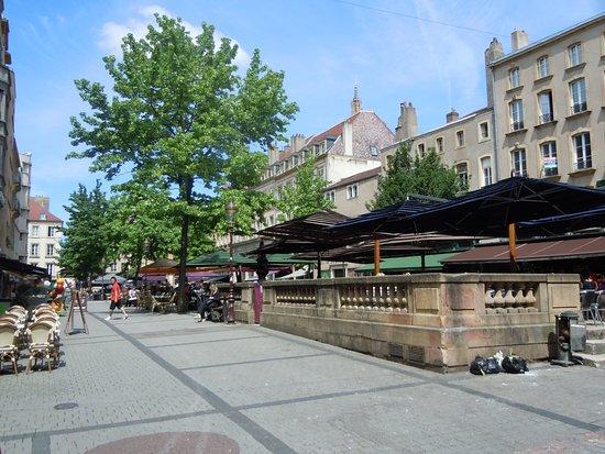 Tripadvisor Place Restaurant Place Saint Jacques