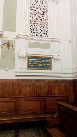 Sinagoga di Siena: sinagoga
