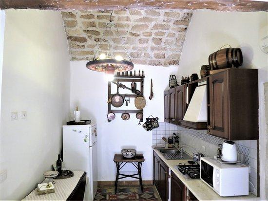 la Casa delle Fate: Ciricò apartment with private courtyard