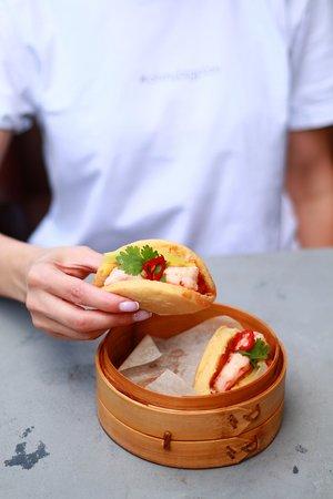 Normal Art Restaurant : bao delicious