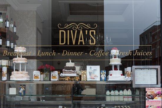 Diva's Cafe照片