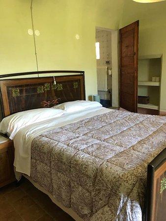 Ofena, Włochy: Bedroom