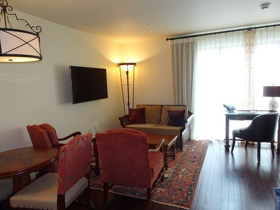 Plaza La Reina: Lounge Area