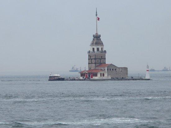 博斯普鲁斯海峡照片