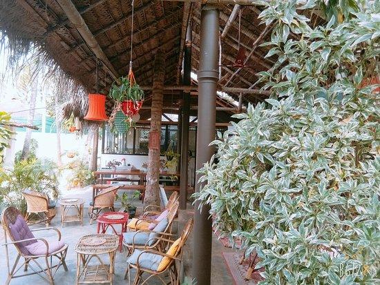 Mad about Coco: The Garden Café